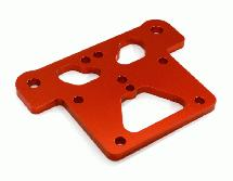 Billet Alloy Top Plate for Arrma 1/8 Outcast, Kraton & Notorious 6S BLX AR320195