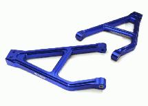 Billet Machined Rear Upper Suspension Arms for Traxxas 1/10 E-Revo 2.0