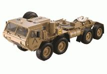 HG-P802 1/12 8X8 Military Truck ARTR w/ 2.4GHz Remote, Sound & Light (used)