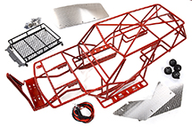 Realistic Scale Roll Cage for 1/10 Axial Wraith 2.2 All Terrain Rock Racer