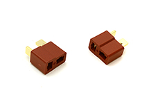 T-Style Type Plug Connector Set (2) Female