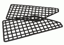 Realistic Window Net (2) for Traxxas 1/7 Unlimited Desert Racer