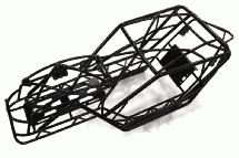 Realistic Steel Roll Cage Body for Axial 1/10 Wraith 2.2 & RR10 Off-Road