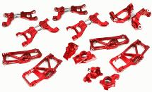 Billet Machined Suspension Kit for Traxxas 1/10 Maxx Truck 4S