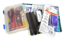 Model, Art & Craft Combination Tool Set A