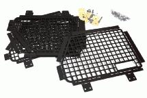 Metal Window Guards / Protection Grills for Traxxas TRX-4 Defender Crawler