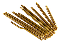 Brass Alloy 10-Piece Linkage Set w/o Rod Ends for Axial 1/10 SCX10 III