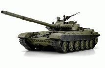1/16 Scale Russian T72 Tank, 2.4GHz Remote Control Model HL3939-1 6.0