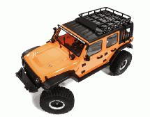 Realistic 1/10 Scale Off-Road Crawler JW10 Limited Edition 2.4GHz Radio RTR