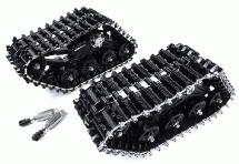 Front Snowmobile & Sandmobile (2) for Traxxas 1/10 Maxx Truck 4S
