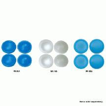 Muchmore Racing Oil Mix Silicone Diaphragm 40 deg. White(for Shock)
