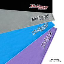 Muchmore Racing Team Pit Towel Ver 3. Purple