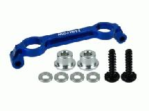 3Racing Narrow Front Upper Suspension Mount - Ver. 2 For Kyosho Mini-Z MR-03