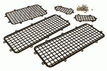 Realistic Alloy Window Grill Set for Traxxas TRX-4 Scale & Trail Crawler