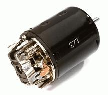 High Torque 7.2V-to-12V DC Electric Motor 27T for Scale Rock Crawler