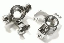 CNC Machined Alloy HD Front Hub Steering Blocks for Axial Yeti XL