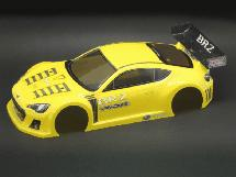 RIDE M-Chassis Subaru BRZ Race Car Concept Body (Fluorescent Yellow)