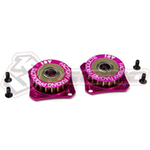7075 Aluminum Gear Adaptor With 19T Aluminum Pully For Sakura XI Sport Ver.3