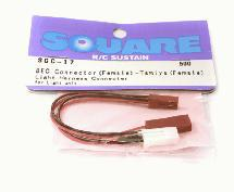 Square R/C BEC (for Tamiya Light Unit)