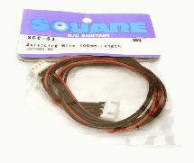 Square R/C Balancing Wire, 400mm Length (JST-XH 3S)