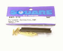 Square R/C European Connectors, 2mm Short (12xFemale)