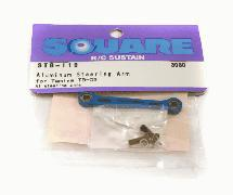 Square R/C Aluminum Steering Wheel Plate (for Tamiya TB-03)