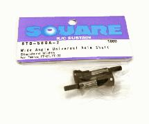 Square R/C Wide-Angle Universal Axle Shaft, Standard Width for Tamiya TT-01