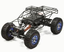 Integy iROCK-10 4WD RTR Rock Crawler w/ T2 Steel Roll Cage