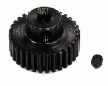 32T Steel Pinion Gear for 1/16 Traxxas E-Revo, Slash, Summit, Rally