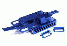 Complete Alloy Chassis Set for 1/16 Traxxas E-Revo, Slash, Summit & Rally