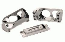 Billet Machined T2 Servo Guard for 1/16 Traxxas E-Revo, Summit, Slash, Rally