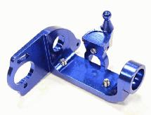 Blue Motor Mount II for HPI Micro RS4