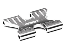Billet Machined Alloy Gear Box Brace for HPI 1/12 Savage XS Flux