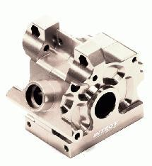 Billet Machined Front/Rear Gear Box Case for HPI 1/12 Savage XS Flux