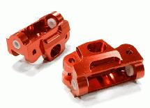 Billet Machined Caster Blocks for HPI 1/12 Savage XS Flux
