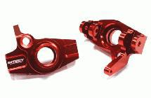Snowmobile & Sandmobile Option Front Steering Blocks for Savage XL, Flux & X 4.6