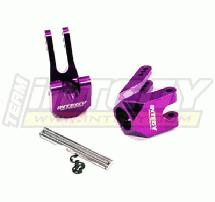 HD Rear Hub Carriers for Savage XL, Flux & X 4.6 RTR