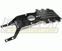 Alloy Front-Mid Skid Plate for MGT