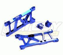HD Rear Suspension Arm Set for AE RC8