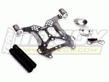 Alloy Rear Shock Tower for AE SC8