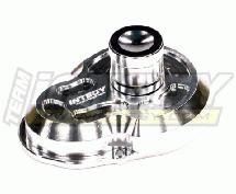 Alloy Gear Cover for Associated SC10 2WD
