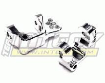 Alloy Caster Blocks for Associated SC10 2WD