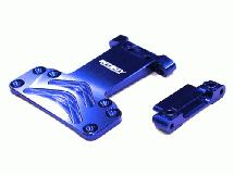 Alloy Chassis Plate for Associated SC10 2WD