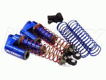 MSR9 Rear Piggyback Shocks for 1/10 Stampede 2WD, Rustler 2WD, Slash 2WD (L=102mm)