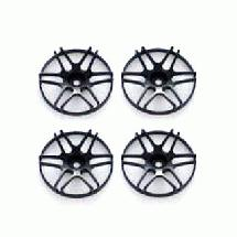 Wheel Disc Concave 12 Spokes (4pcs)