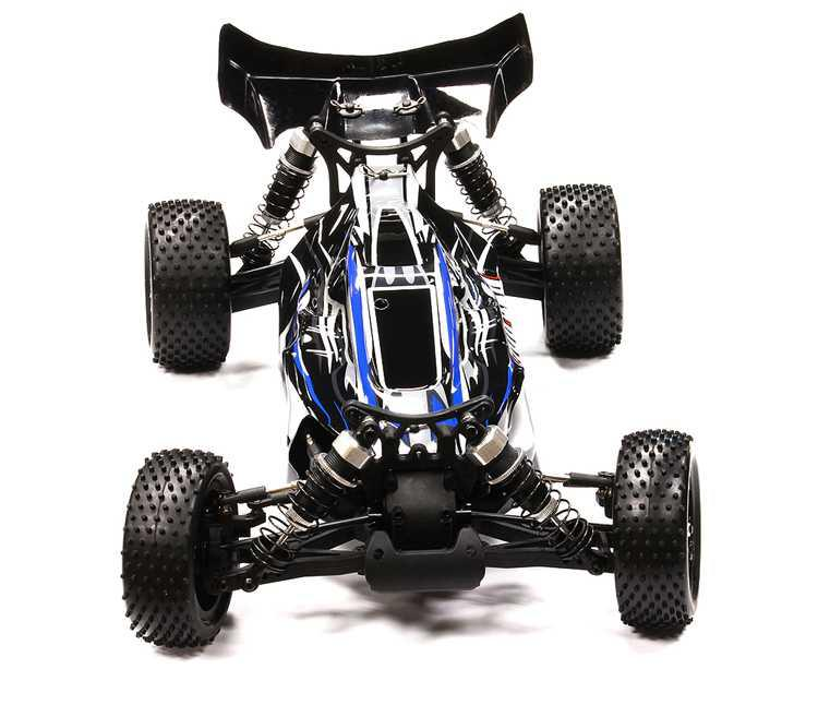 i10B 4X4 High Performance 1/10 Buggy by INTEGY Less Electronics