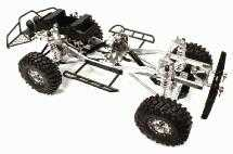 Billet Machined 1/10 Size TR313 Trail Roller 4WD Off-Road Scale Crawler ARTR
