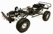 Billet Machined 1/10 Size TR290 Trail Roller 4WD Off-Road Scale Crawler ARTR