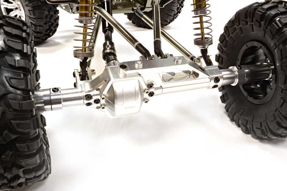 Billet Machined 1/10 VFX2.2 Roll Cage Type Trail Racer 4WD Scale Crawler ARTR