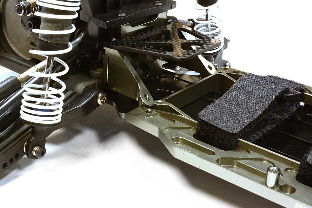 Billet Machined Complete LCG Chassis Conversion Kit for